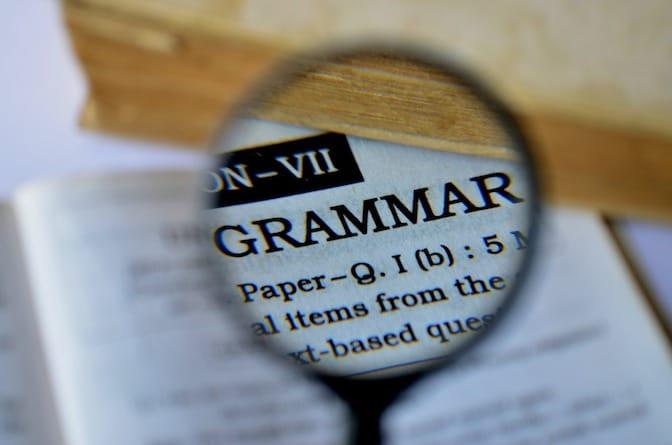 Avoiding typos in your CV