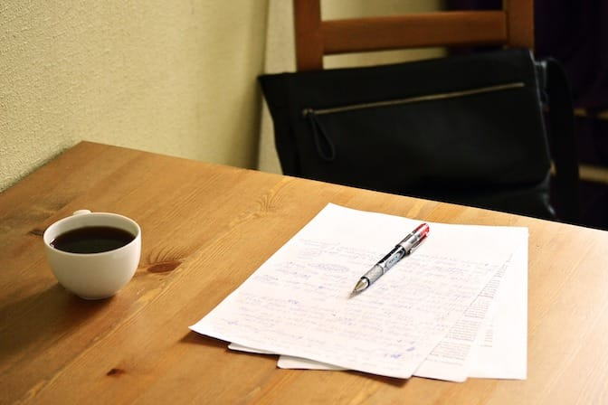 Avoid grammatical errors in your cover letter